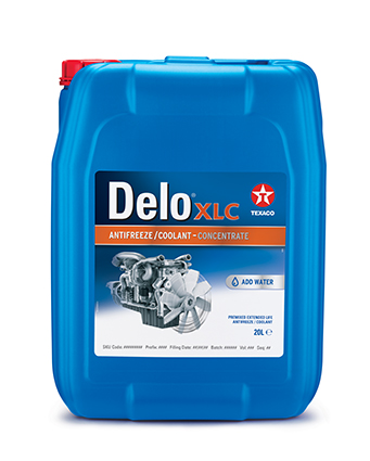 DELO XTENDED LIFE ANTIFREEZE/COOLANT CONCENTRATE